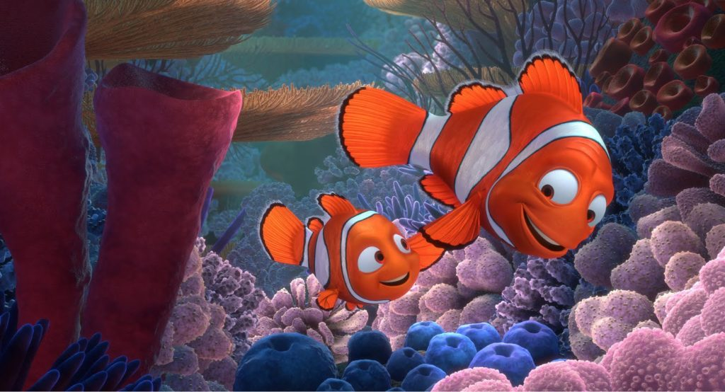 Hledá se Nemo