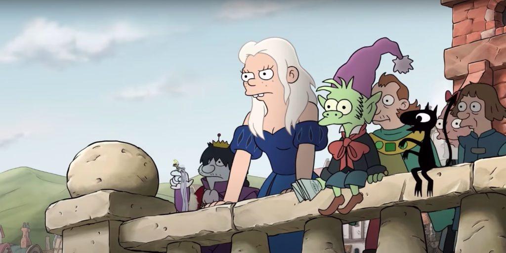 animované seriály pro dospělé